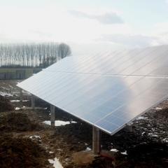 Algemene elektriciteitswerken - zonnepanelen